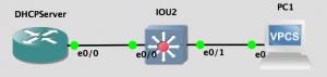 【实验】DHCP snooping 单交换机实例