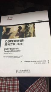 《OSPF 网络设计解决方案(第 2 版)》 罗洋 CCIE#25318 译