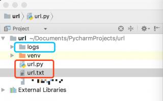 用不到 200 行的 Python 代码编写一个批量检测 URL 是否可以访问的脚本 - 目录结构(1)