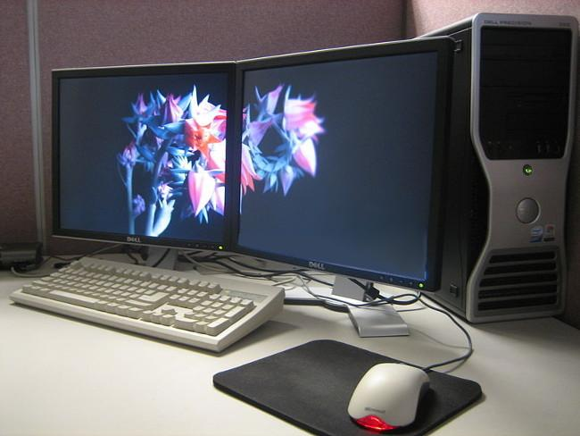 Dell Precision 380 工作站,Lance Fisher ,CC BY-SA 2.0