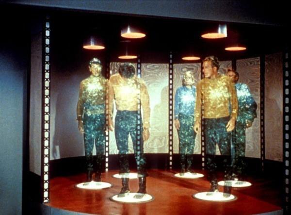 《星际迷航》中的瞬间传输装置
