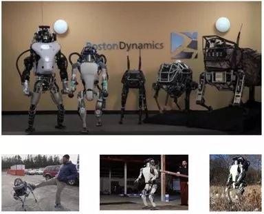 波士顿动力学公司( Boston Dynamics )的演示