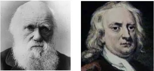 达尔文与牛顿