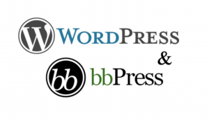 WordPress & bbPress