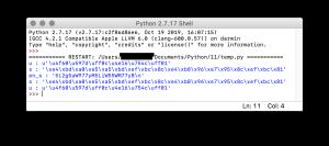 encode 和 decode